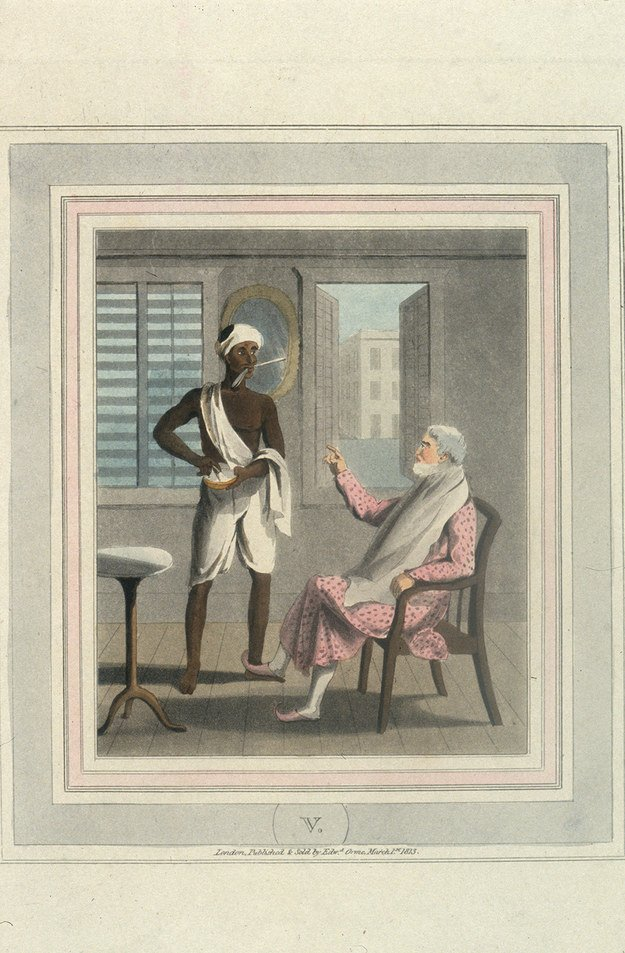 the europeans in india   illustrations of the life europeans led in the subcontinent