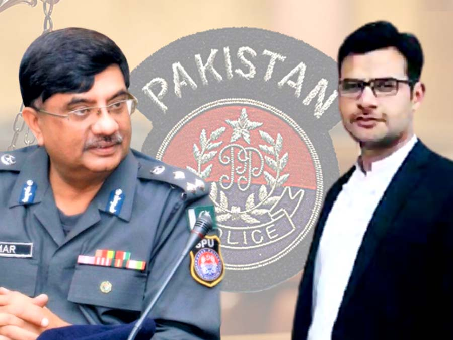 khotay kay bachay hardworking cop resigns after lahore ccpo scolding for reply in english