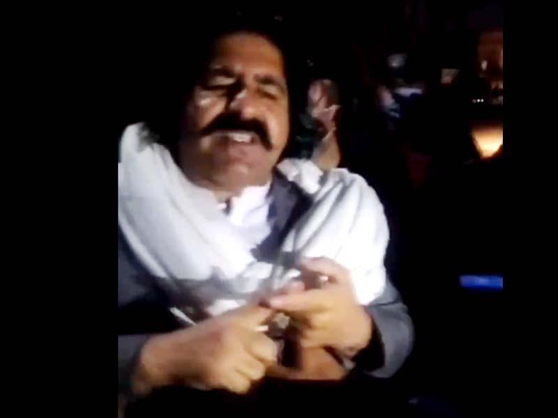 ptm leader ali wazir arrested in peshawar over hate speech