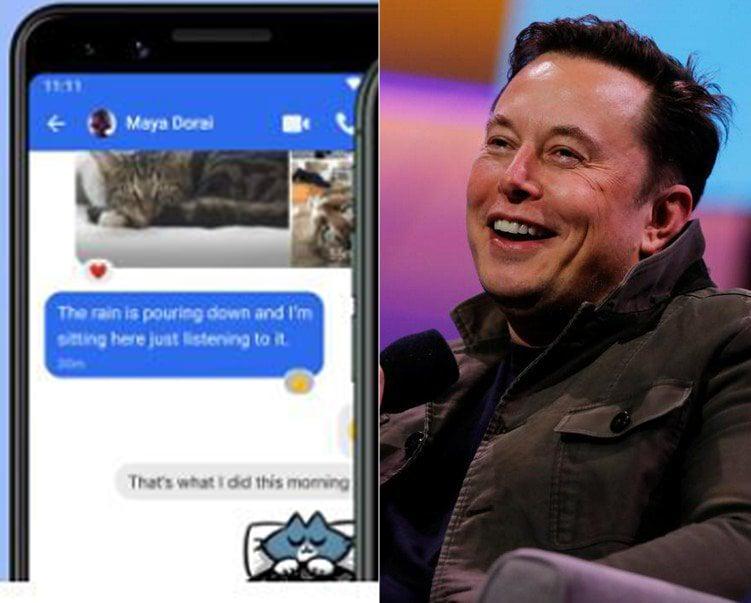 Elon Musk recommends Signal over WhatsApp