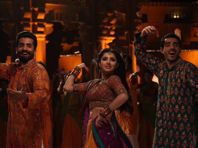 shakar wandaan from ho mann jahaan is catchy and visually appealing