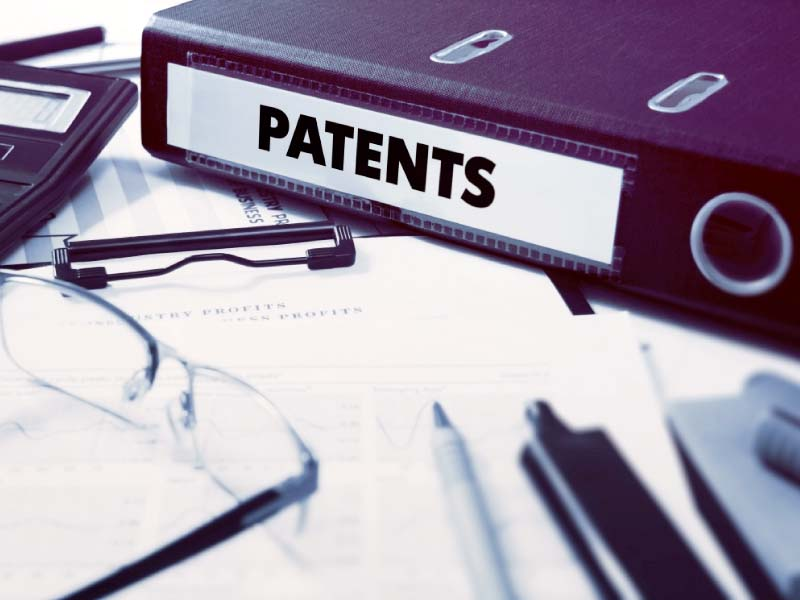 Foods, textiles, pharmaceuticals race to register patents. CREATIVE COMMONS