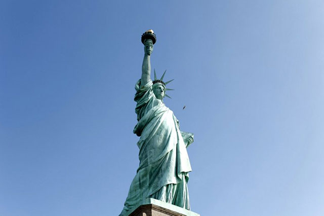statue of liberty inspired by muslim woman