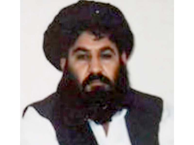 fate of afghan taliban leader unclear after reports say he was wounded or killed