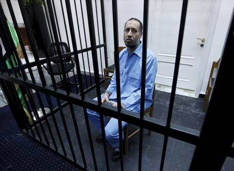 kadhafi son in libya court over murder repression