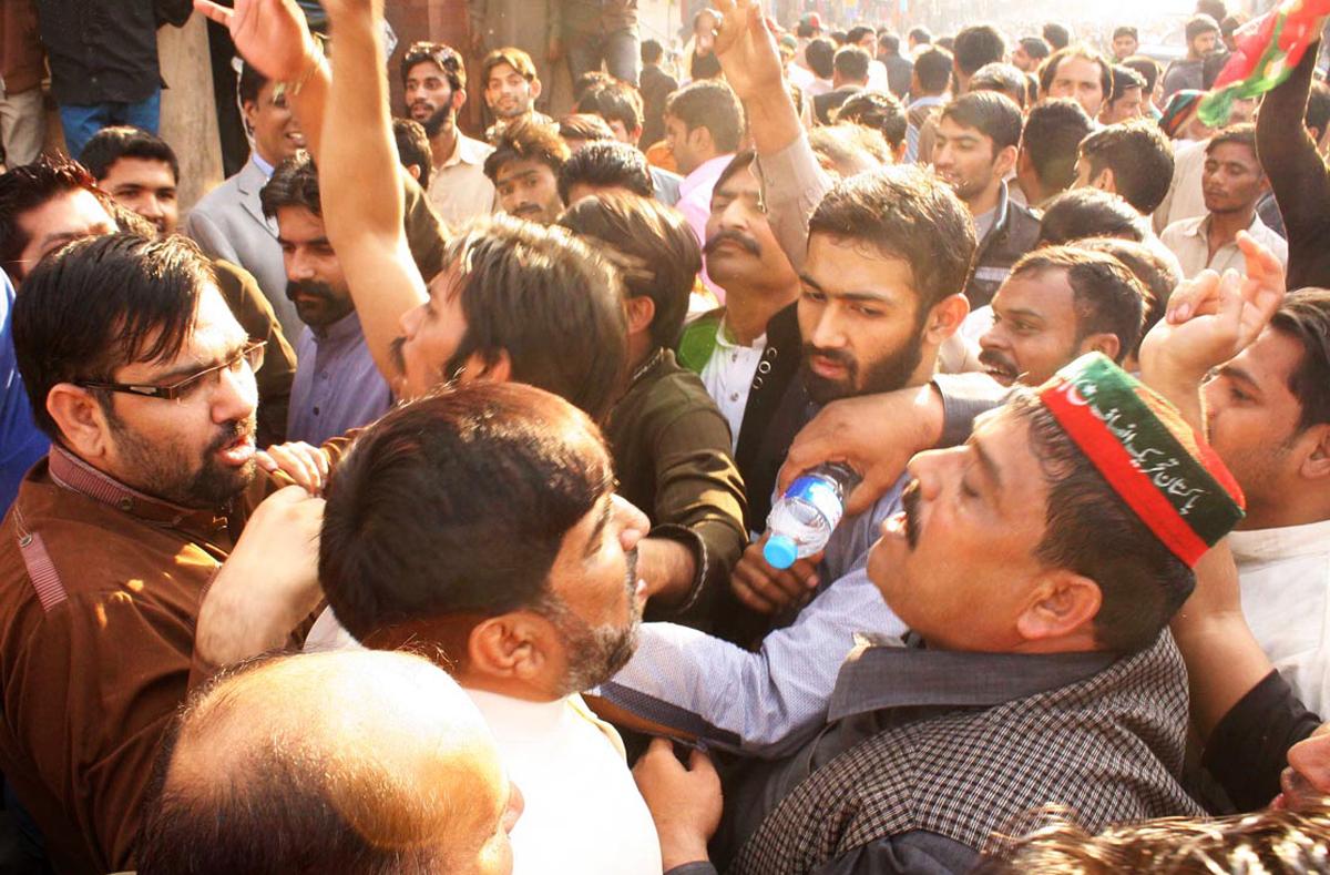 lg polls phase iii pml n gains majority in punjab