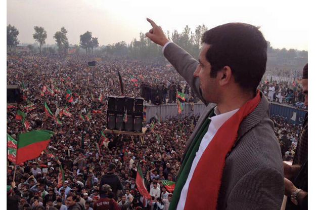 rise and fall the changing dynamics of swabi politics