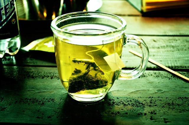 frequent green tea consumption may hamper fertility study