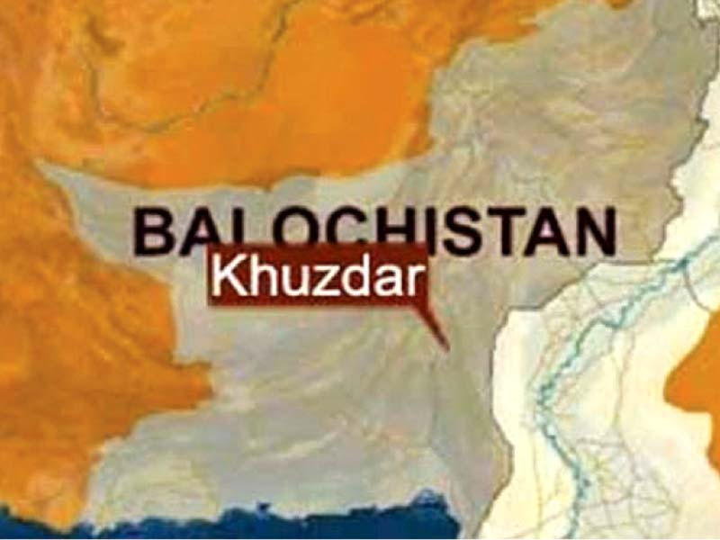 khuzdar shooting militant killed in search operation
