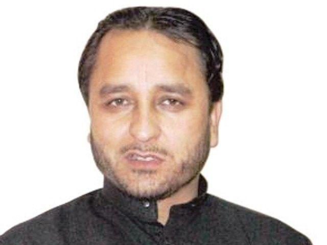 Gilgit-Baltistan Chief Minister Hafiz Hafeezur Rehman.