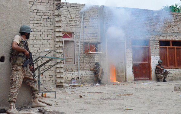 3 400 militants killed in operation zarb e azb ispr