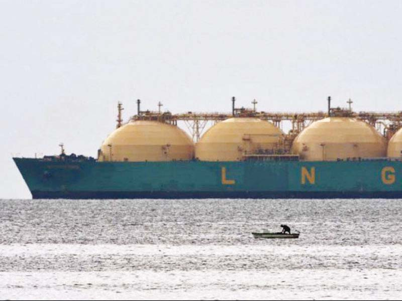 commercial contract to be signed with qatar gas 2 photo reuters