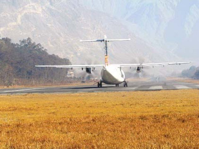 staying alert caa holds security drill at skardu airport