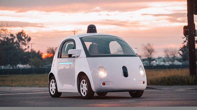 google s self driving cars to compete with uber report