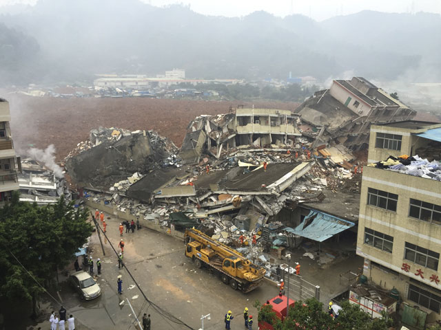landslides in nepal kill 12 people at least 21 missing