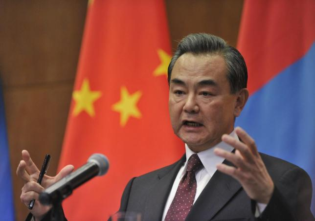 china to invite syrian government opposition