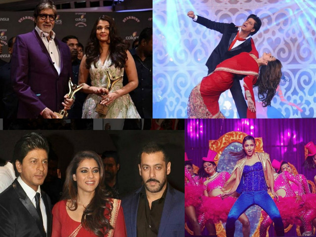 highlights bringing you the best of bollywood stardust awards 2015