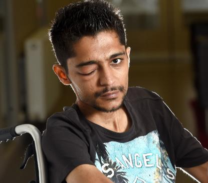 family of pakistani student in australia denied visa to visit dying son
