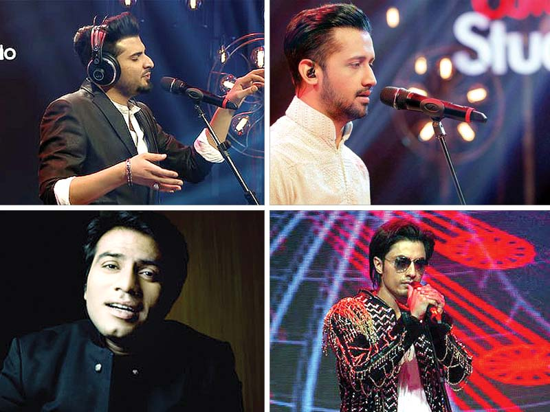 The best Pakistani music industry had to offer.
