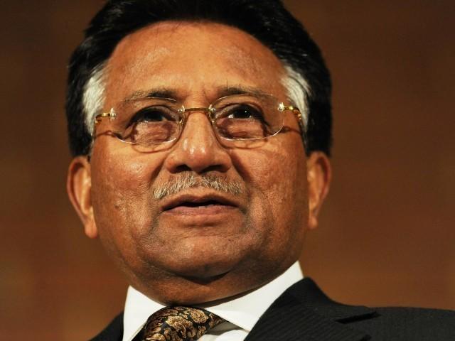 former dictator general retd pervez musharraf photo afp
