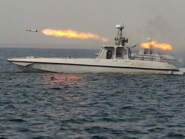 iran unveils new naval base to project dominance over strait of hormuz