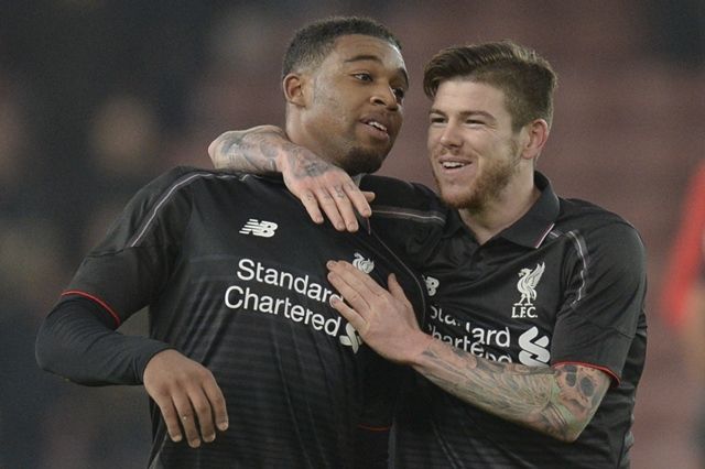 liverpool have edge after ibe winner at stoke