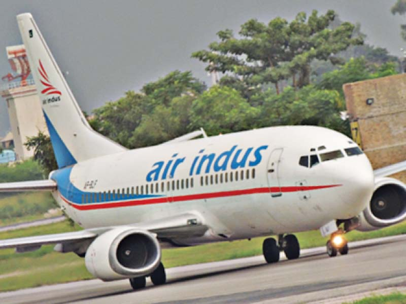 air indus plans to resume operation this month