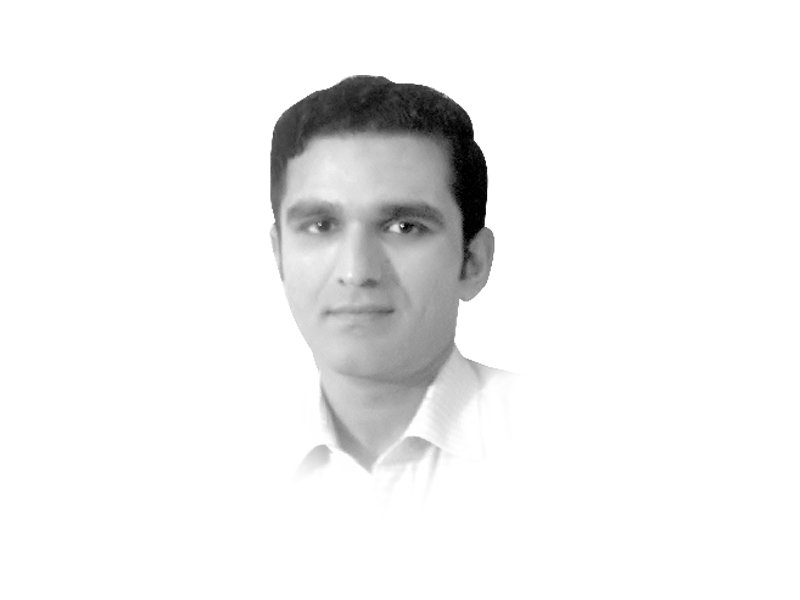 the writer teaches at it university lahore and is the author of a princely affair the accession and integration of the princely states of pakistan 1947 55 he tweets at bangashyk