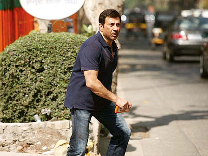 wasn t happy with ghayal s special effects sunny deol