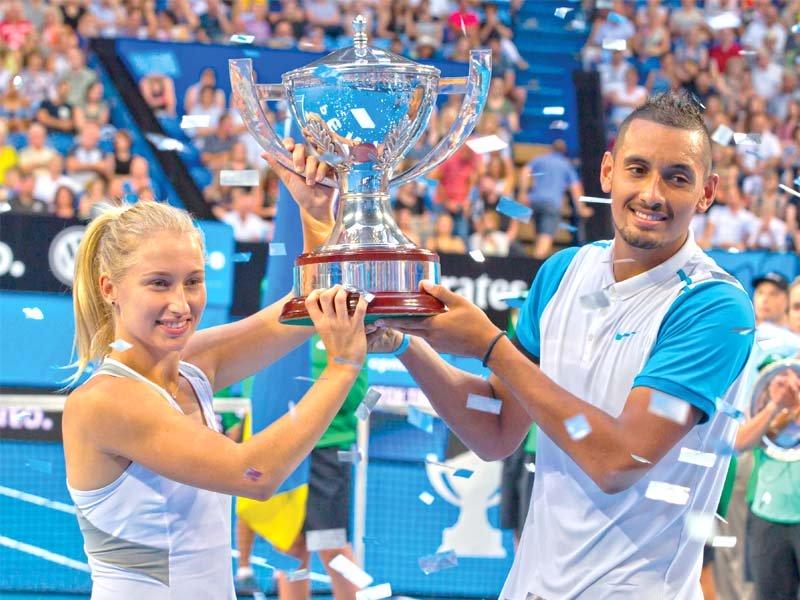 hopman cup kyrgios gavrilova do australia proud