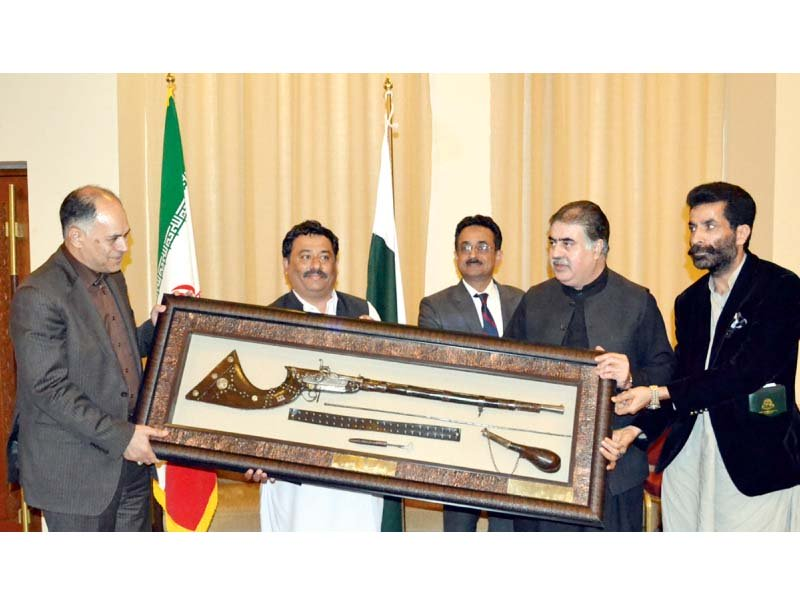 gwadar chabahar to be made sister port cities