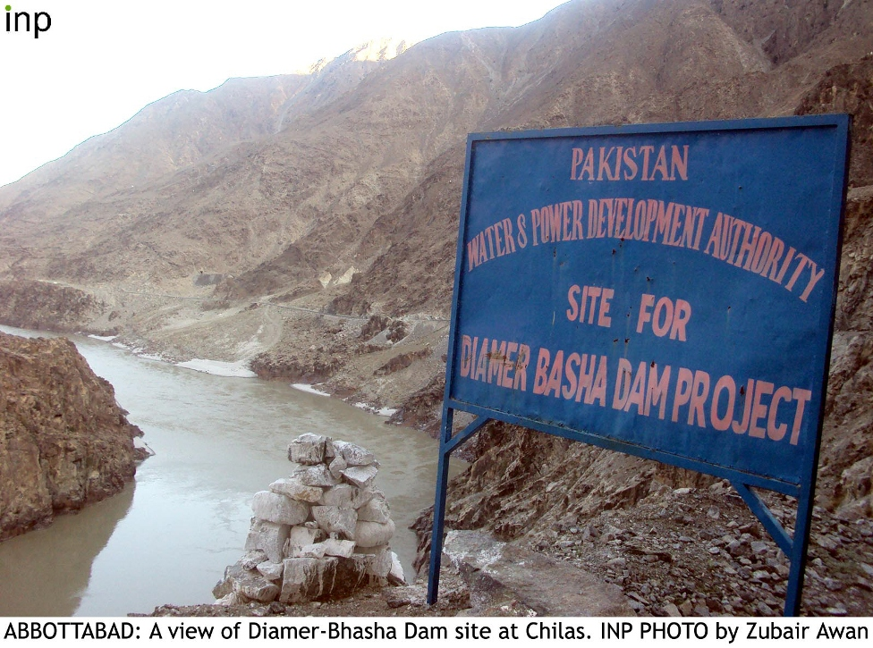 diamer bhasha land compensation irregularities worth over rs500m allegedly committed