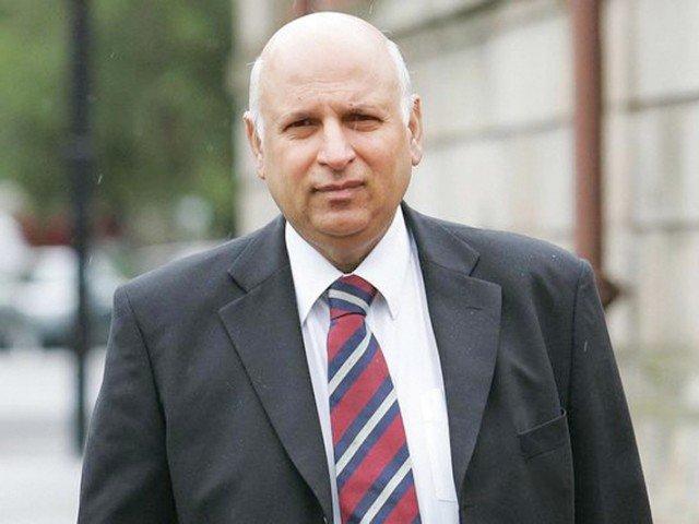 Chaudhry Sarwar. PHOTO: FILE