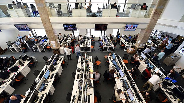 al jazeera 039 s newsroom photo afp