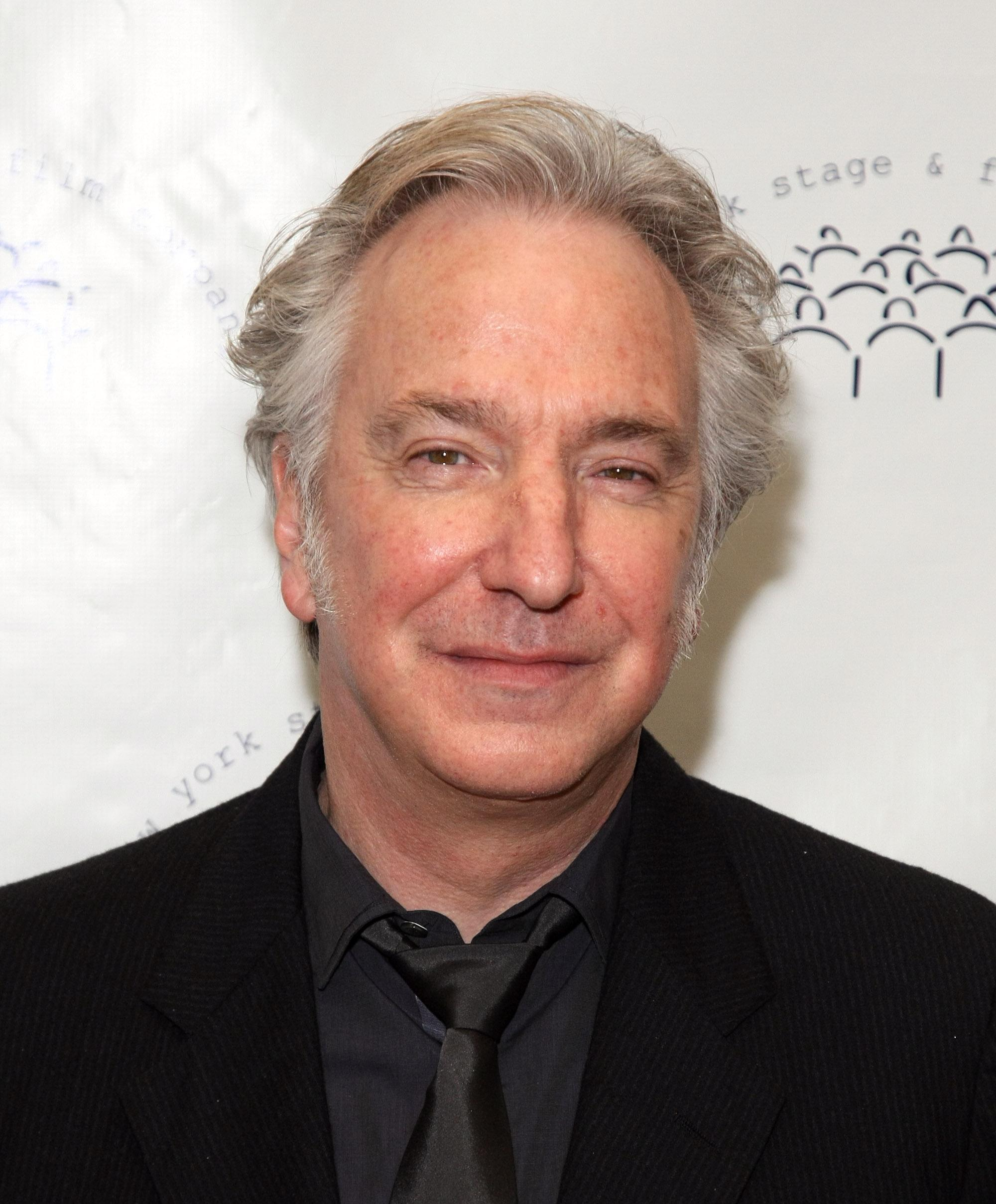 alan rickman s diaries to be published into a book