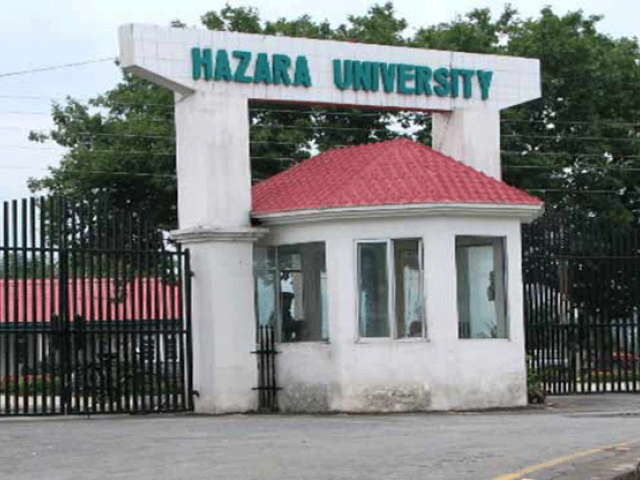 university of haripur signs mou with tech valley abbottabad