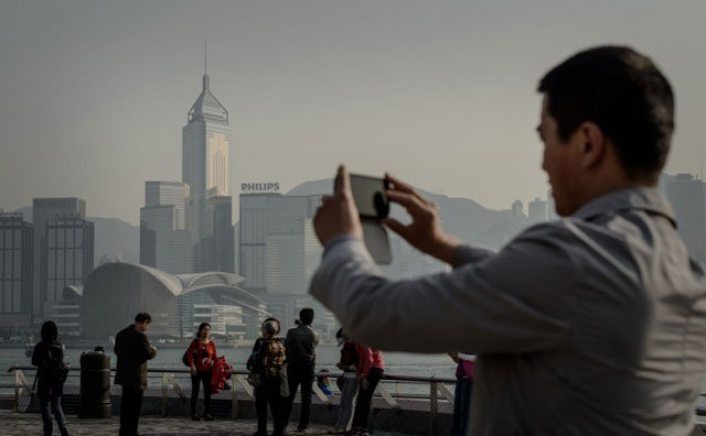 global tourism figures were hard hit by the global financial crisis declining 4 0 percent in 2009 photo afp