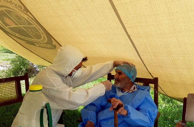 103 year old chitrali man survives covid 19