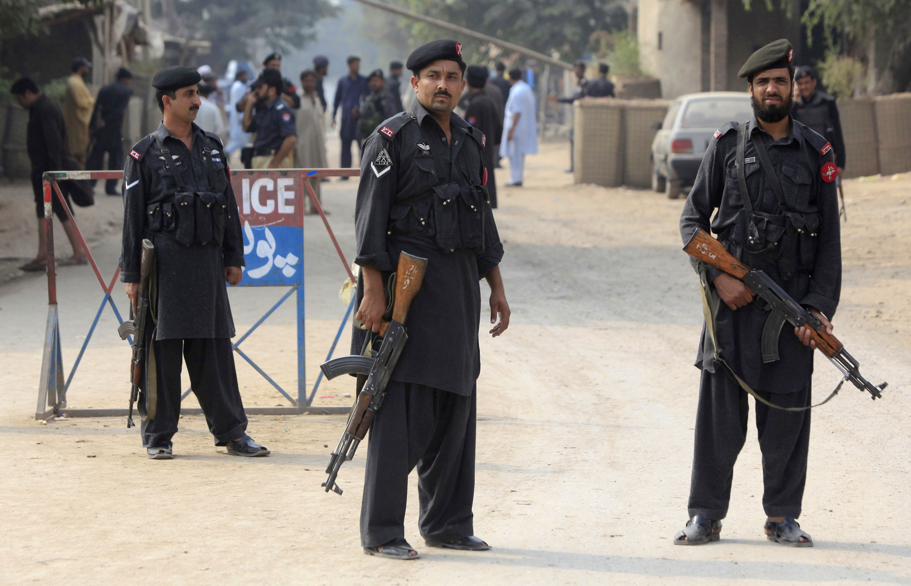 Peshawar police launches a large-scale security review, saying government institutes were vulnerable despite security measures. PHOTO: REUTERS
