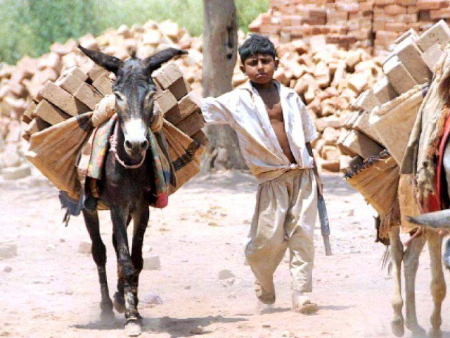 protecting rights action to continue against child labour at brick kilns says cm