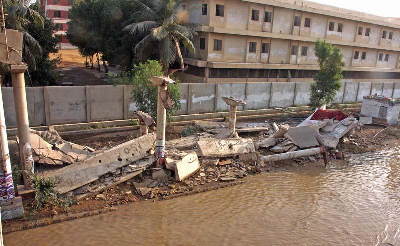 restricted access authorities disregard special needs by demolishing ramp