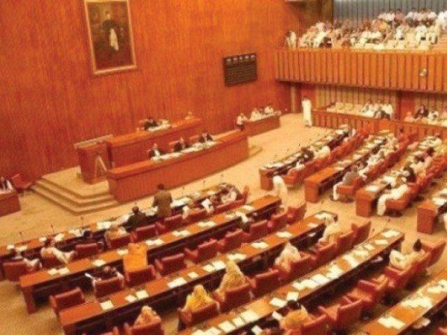 senators seek representation on kashmir committee
