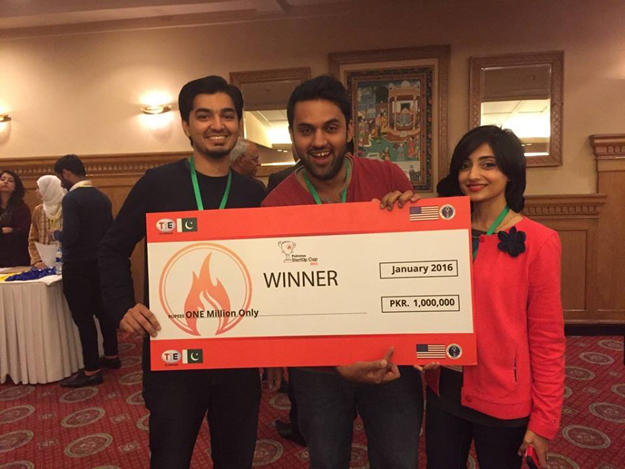 startup cup online music portal wins business model contest