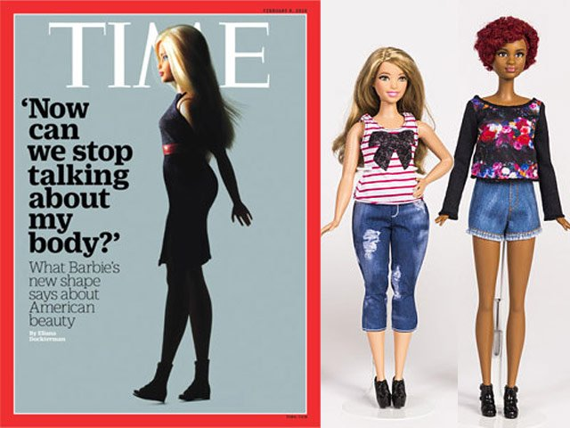 barbie is now petite tall and curvy reflecting different body types photo file