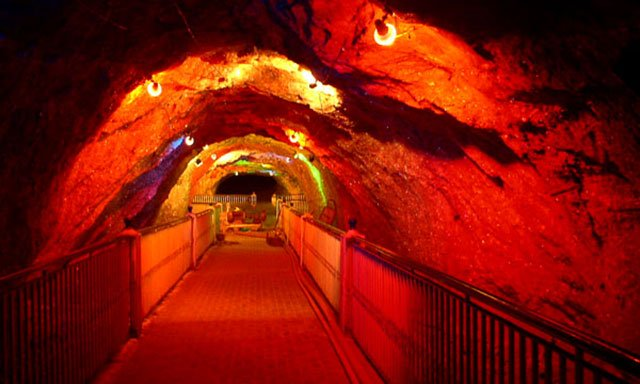 khewra mines hoping to increase tourism potential