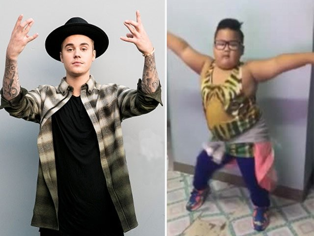 7 year old s dance video to bieber s sorry goes viral
