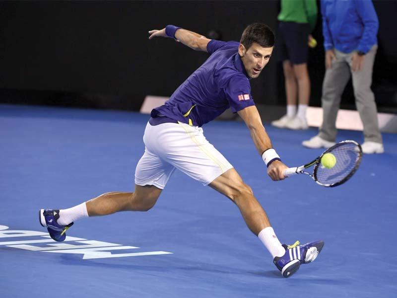 tennis no longer has a big four just a big one