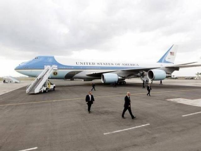 us air force boeing begin work on new air force one