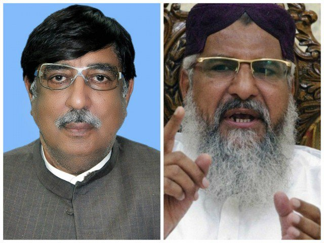 The Election Tribunal in April 2014, disqualified PML-N MNA Sheikh Muhammad Akram, declaring Ludhianvi of ASWJ winner. PHOTOS: FILE/REUTERS