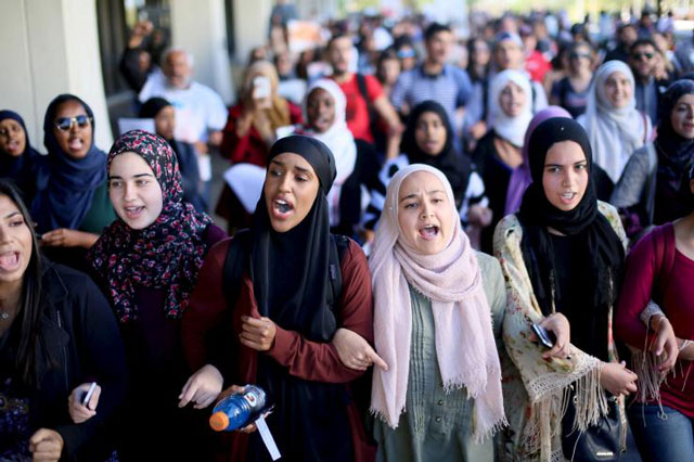 امریکی مسلمان اسلاموفوبیا کا شکار ہیں: سروے